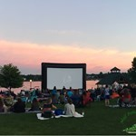 4TH ANNUAL MOVIE IN THE PARK